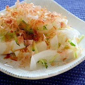 ☆減塩レシピ☆ お豆腐のサラダ