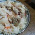 炊飯器で簡単ほっこり甘い☆ゆり根ご飯