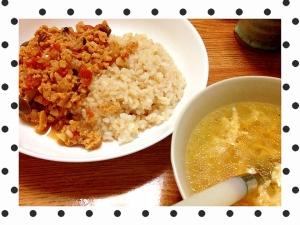 高野豆腐カレー