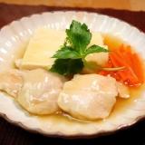 ささみと豆腐のふわとろ煮♪簡単★お手軽♪