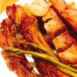 ✻焼肉のたれで簡単 スペアリブのオーブン焼き✻