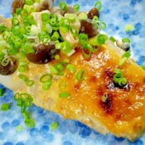 たらの味噌マヨ焼き