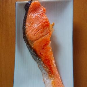 鮭のみりん漬け焼き