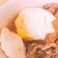 甘辛美味しい煮卵入り豚バラ大根