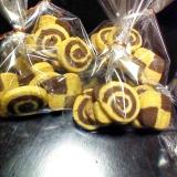 渦巻きがかわいいアイスボックスクッキー