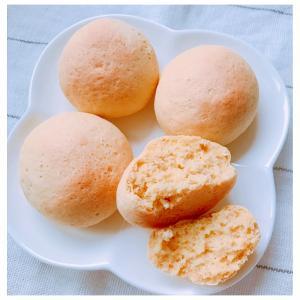 材料3つ!ホットケーキミックスで簡単パン♪