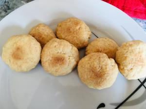 バタークッキー