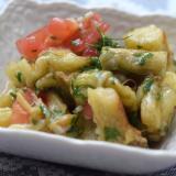 トルコ料理★焼きナスのサラダ風