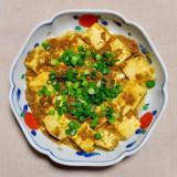 キーマカレーをリメイク♪キーマ豆腐