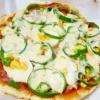 HMで簡単♪クリスピーピザ