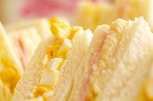 冷凍保存可★ポテトサラダのサンドイッチ