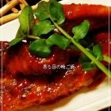 鶏のスペアリブ☆チリソース