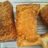 食パンで作るカレーパン