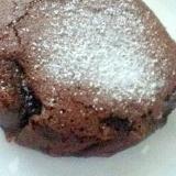 *チョコレートケーキ*