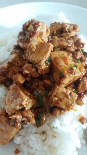 辛いの食べたい!のリクエストで作る麻婆豆腐☆