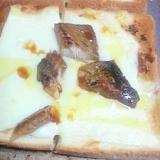 ニシンチーズトースト