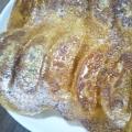冷凍餃子を綺麗に焼く方法