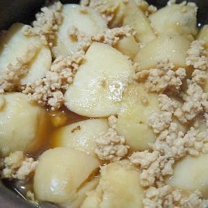 めんつゆで簡単♪とろとろ里芋の煮物