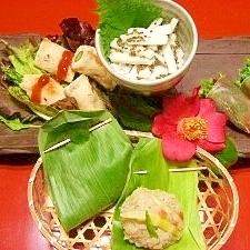 4:3:3ダイエットレシピ☆和食膳