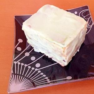 さつまいものグリーンケーキ(=゚ω゚)ノ1歳用