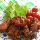 しょうゆ麹で味付け簡単☆鶏の唐揚げ♪