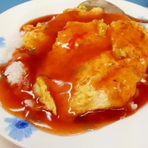 子供が喜ぶ!ツナ缶と長ネギのカンタン天津丼♪