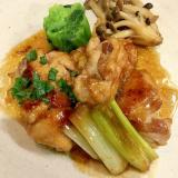 簡単定番 ご飯によく合う鶏の照り焼き