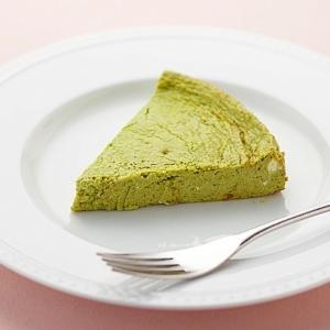 野菜嫌いな子供に♪ほうれん草チーズケーキ☆