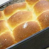 ほんのり甘い♪牛乳パン@ホシノ君