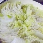 簡単☆白菜と豚バラ鍋
