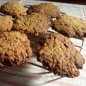 オートミールのオリーブオイルクッキー