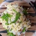 春の竹の子の散らし寿司