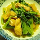 やさしい味。小松菜の簡単煮