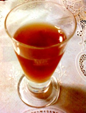 ★。*☆ライチリキュール入り紅茶ラム酒☆。.:*★