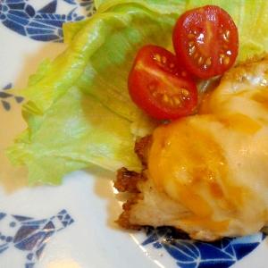 カリカリチーズがアクセント♪鰆の味噌チーズ焼き
