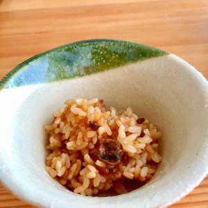 佃煮で簡単に☆牡蠣の炊き込みご飯