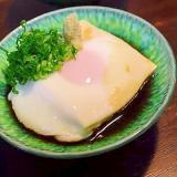 めだま蒸し豆腐
