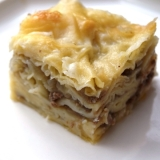 トルコ料理★ひき肉のスボレイ