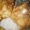 カレー風味!鶏の唐揚げ