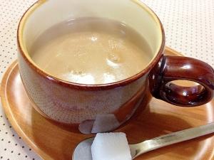 豆乳☆アールグレイでチャイ