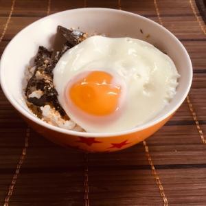 チン目玉丼(チンメダドン)