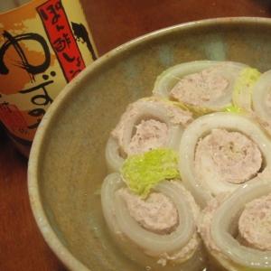 時間差ご飯の白菜鍋
