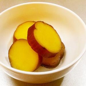 簡単/さつまいもの甘露煮◆お弁当,おやつにも