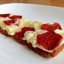 カルパスチーズ☆トースト