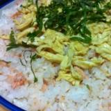 簡単☆鮭ちらし寿司