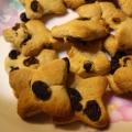 おから入り♪HMで作る簡単ミルクレーズンクッキー♪
