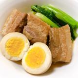 ホロホロッ♪豚バラ角煮と煮卵