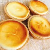 再現レシピ☆ベイク(bake)風焼きチーズタルト