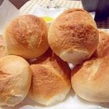 パリふわ☆HBで簡単ミニフランスパン