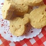 マクロビ☆玄米粉クッキー
